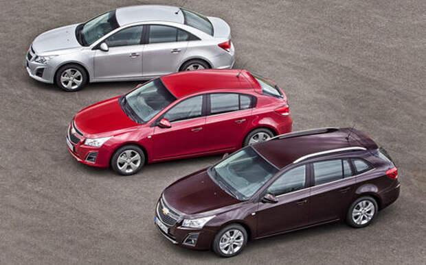 Круз-контроль: слабые места Chevrolet Cruze с пробегом