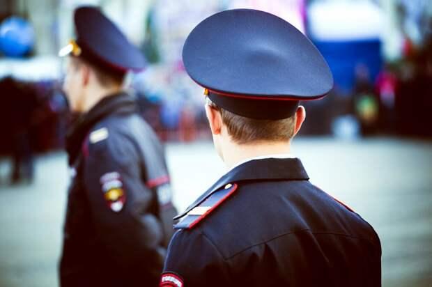 Полицейские Северного округа задержали подозреваемого в краже дорожного оборудования на сумму более 760 тысяч рублей