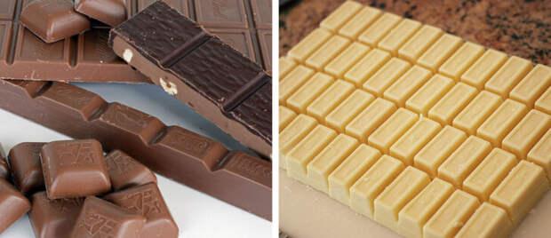 Клубника - это не ягода. Белый шоколад - это не шоколад, а баклажан - это фрукт. Теперь объясняю!