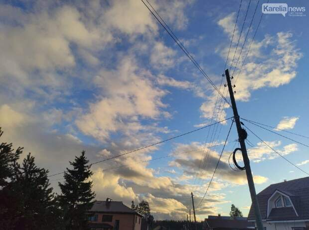 Переменная облачность, местами до +26°С: прогноз погоды в Карелии на 17 мая