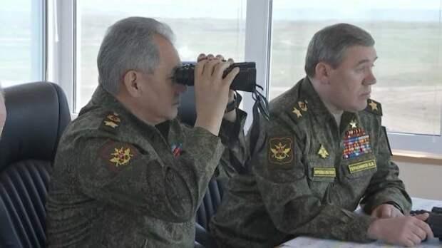 Шойгу: Одна изосновных группировок НАТО развертывается вПричерноморье