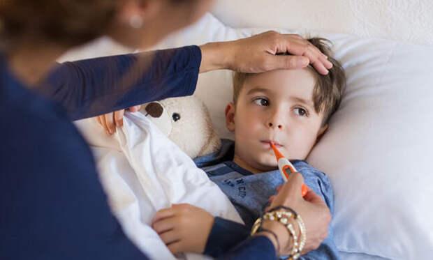 Как помочь ребёнку не заболеть