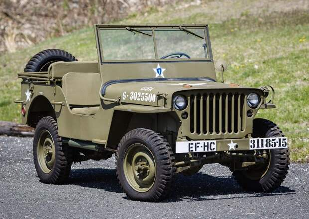 Главные внедорожники Второй мировой войны авто, вторая мировая, история