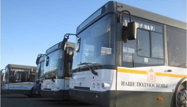 Жители Подольска стали респондентами опроса «Мострансавто»