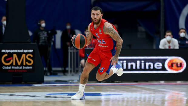 ЦСКА объявил опереходе Майка Джеймса вклуб НБА