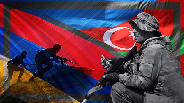 Политолог Новиков объяснил, почему новый конфликт между Арменией и Азербайджаном неизбежен