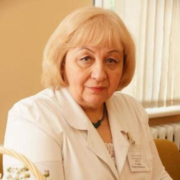 В Калининграде скончалась врач перинатального центра Галина Шумейко