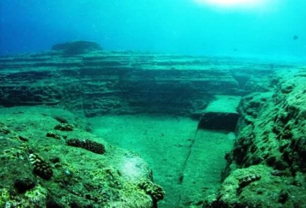 Самый древний затонувший город