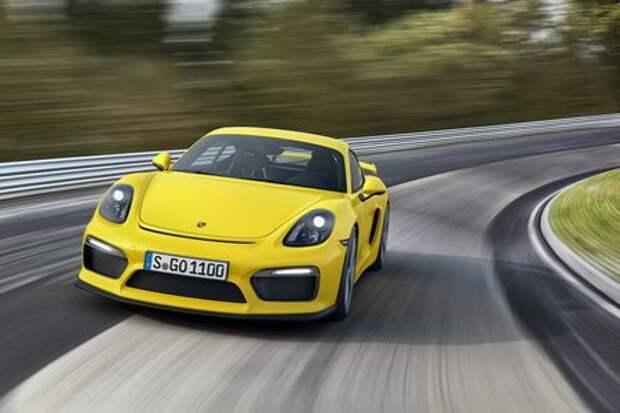 Атмосферный нонконформизм: Porsche Cayman объявляет войну даунсайзингу