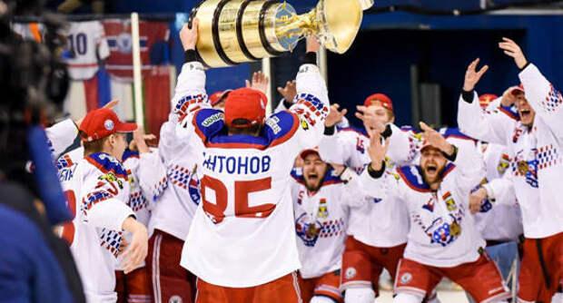 Покорители льда: воспитанники электростальского хоккея выиграли чемпионат Белоруссии
