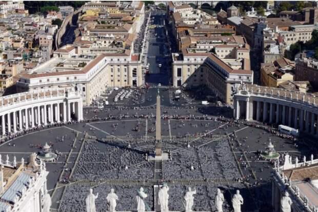 7 интересных фактов о Ватикане для самых любознательных туристов