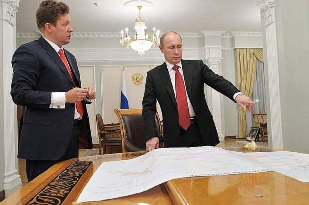 """Цены на газ в Европе обвалились. Победа """"Газпрома"""" будет Пирровой?"""