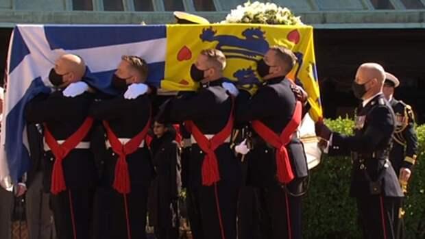 Меган Маркл следит за похоронами принца Филиппа из дома в Калифорнии