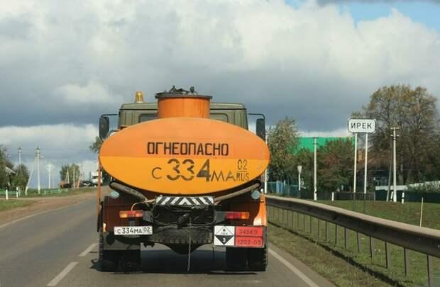 Биржевые цены на топливо внутри России резко подскочили