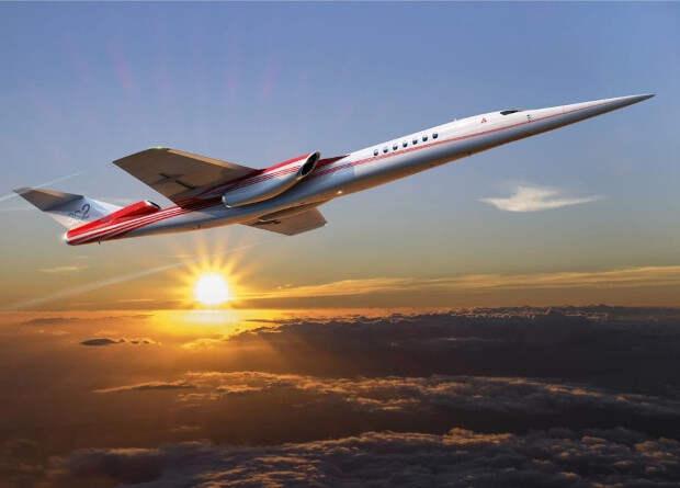 Американские авиационные власти предложили правила сертификации сверхзвуковых самолетов