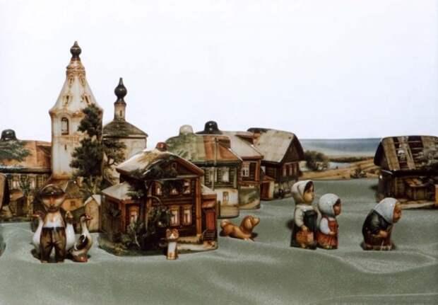 Фарфоровая Россия (25 фото)