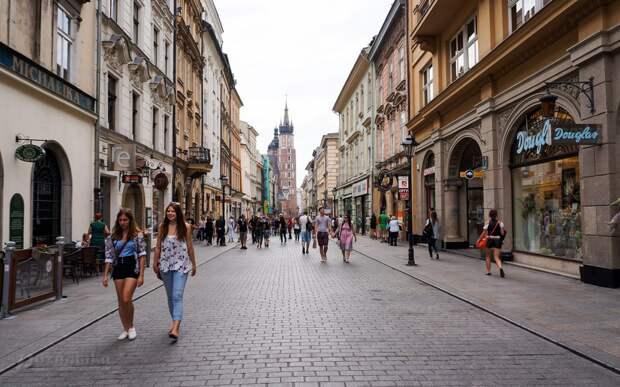 Польша боится Россию и Германию