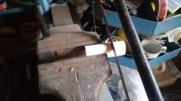Изготовление струбцины прищепки своими руками