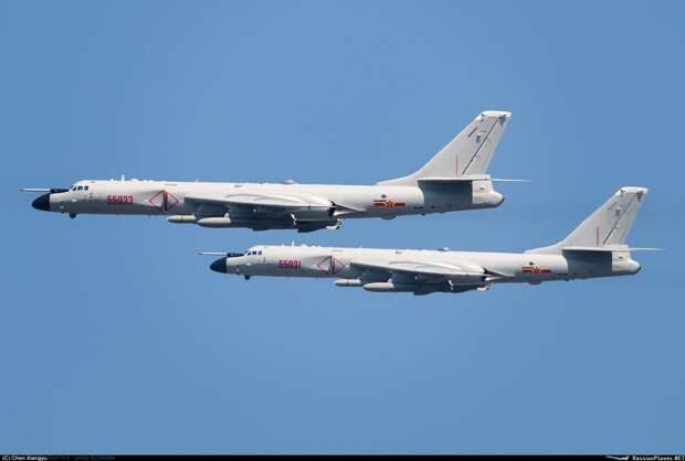 South China Morning Post (Гонконг): как китайско-российское совместное патрулирование подчеркнуло недостатки китайских бомбардировщиков