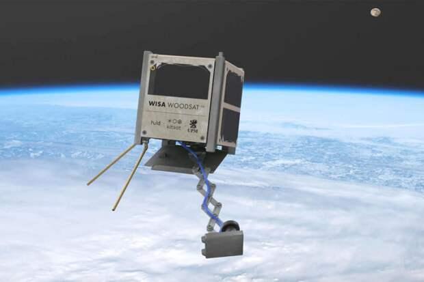 Просто по-скандинавски: ESA отправит вкосмос спутник изберезовой фанеры: Новости ➕1, 15.06.2021