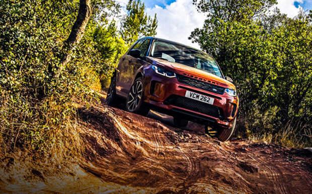 Новый Land Rover Discovery Sport — первый тест-драйв