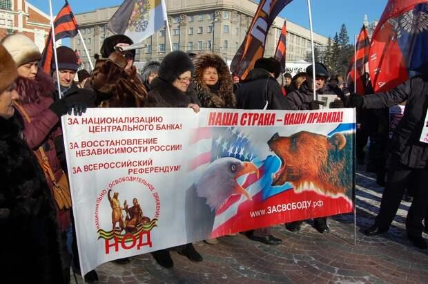 Путин объяснил разницу между хорошими и плохими акциями протеста