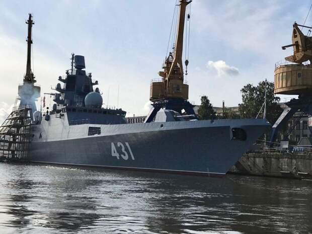 NI: Россия вынудила Америку строить новые корабли