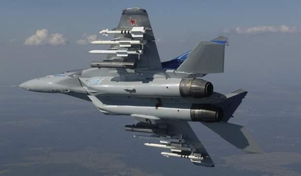 Ирак не прочь заменить американские истребители на МиГ-29 и МиГ-35