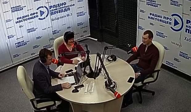 Михаил Дегтярёв: «Опорный край державы – это про Хабаровский край»