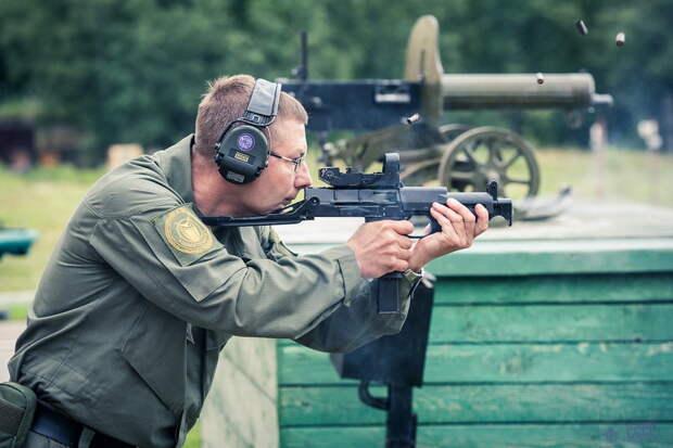 Испытатель оружия и боеприпасов рассказал о своей работе