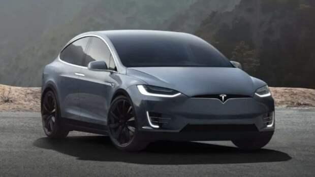 Продажи Tesla падают из-за недоверия властей Китая к компании