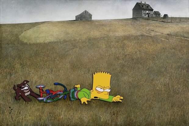 Симпсоны изобразительного искусства (1).jpg