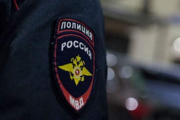 Сотрудники полиции САО задержали подозреваемого в угоне поливомоечной машины