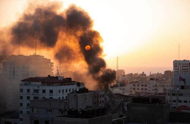 Байден созвонился с лидерами Израиля и Палестины