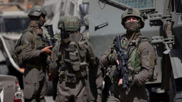 Ария Израиля нанесла ракетные удары по домам и офисам членов ХАМАС