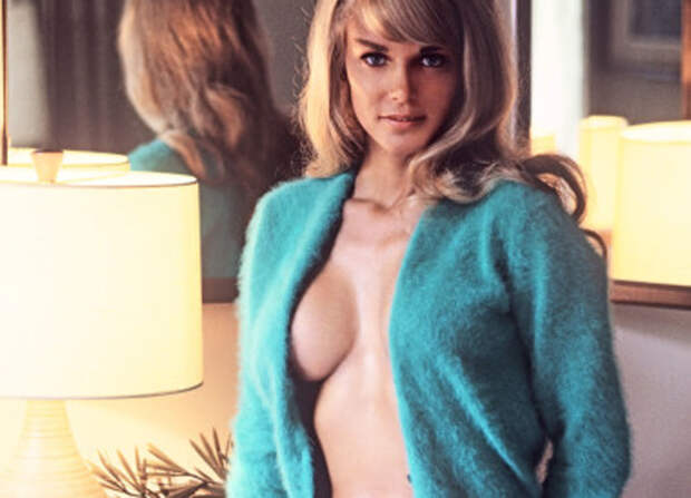 Звезды Хью Хефнера из 60-х годов