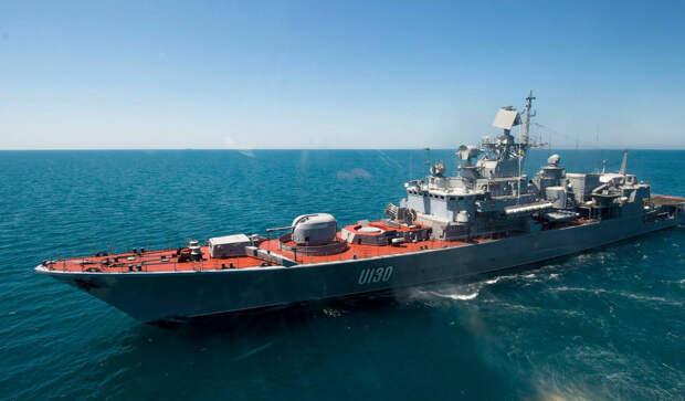 Владимир Корнилов: О состоянии Украинского флота