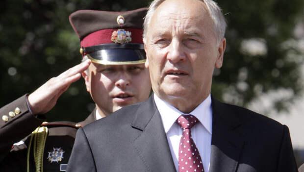 Президент Латвии рассказал о пользе России