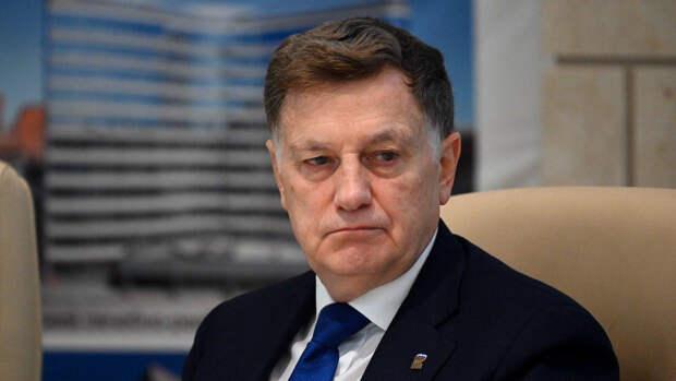 Глава петербургского ЗакСа намерен участвовать в выборах в Госдуму