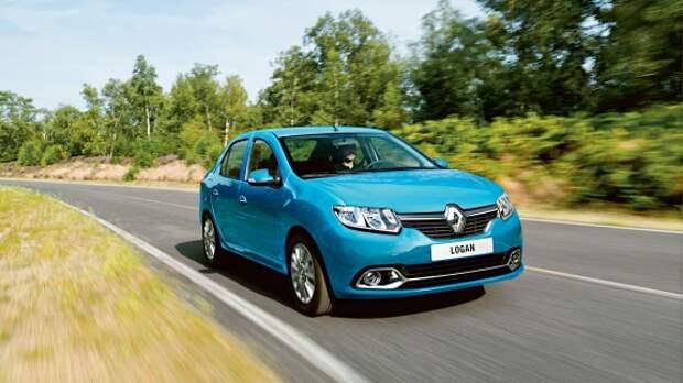 Оптимальный Renault Logan