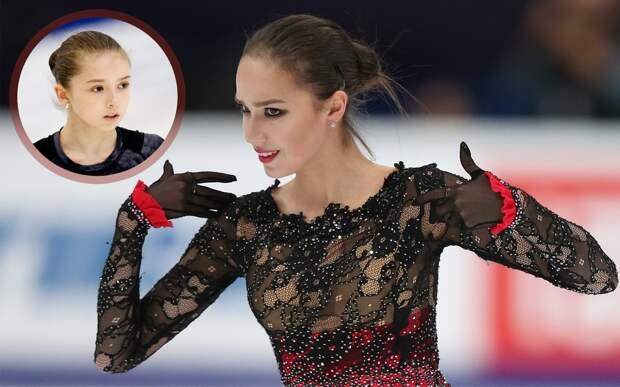 Валиева: «Смотрела наработу Загитовой, именя это восхищало»