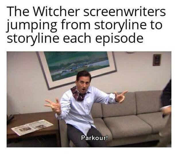 Вот почему фанаты стебутся над экранизацией «Ведьмака»: 11 лучших мемов