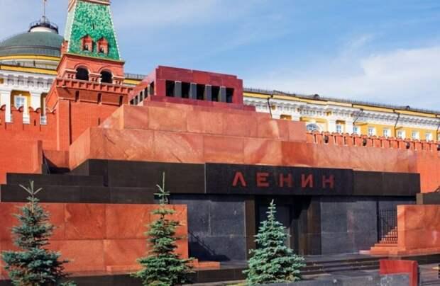 В России объявлен конкурс проектов по использованию Мавзолея без Ленина