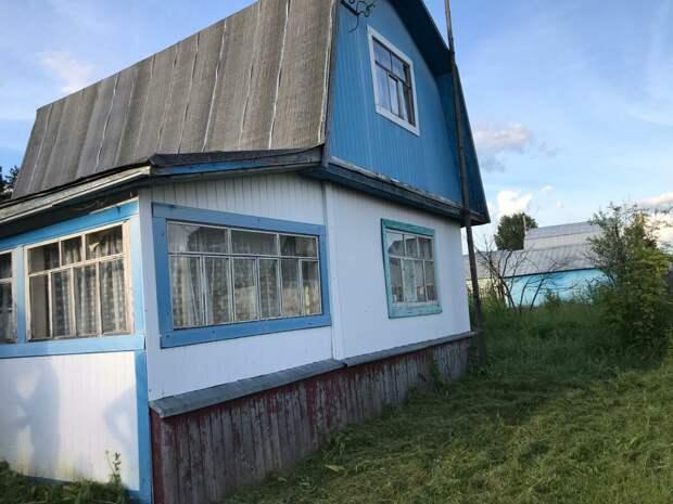 Дачка за тачку. История о том, как мы купили небольшой дачный домик по цене Копейки?!