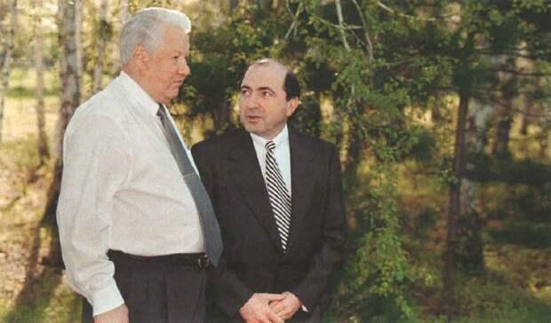 Березовский как символ и злой гений лихих 90-х