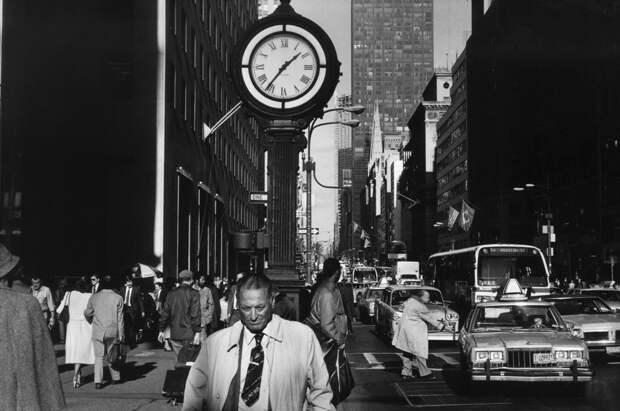 Нью-Йорк 1981-го в объективе Раймона Депардона