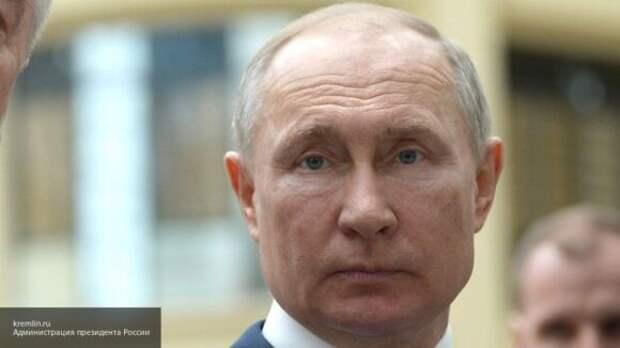 Путин отложил поездку в Крым на 20 июля