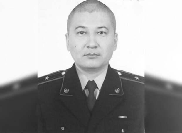 Полицейский погиб в ДТП на трассе в ЗКО