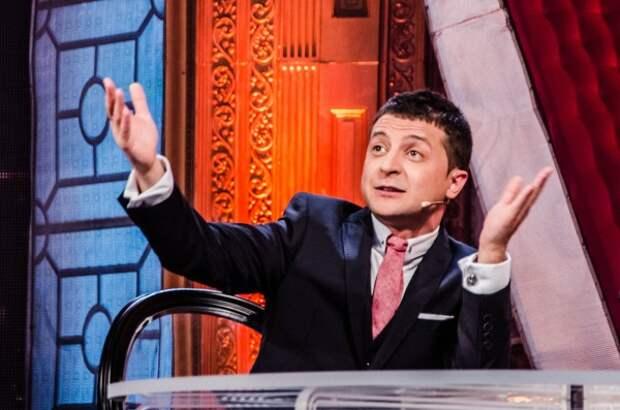 Зеленский в своем репертуаре: украинский лидер вновь поразил общественность