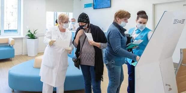 Информационные киоски в поликлиниках смогут распечатывать льготные рецепты с QR-кодом